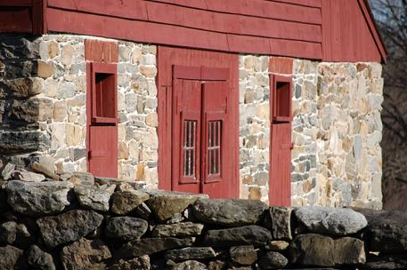 John Jay Stone barn What To Do's Guide to Farmer's Markets