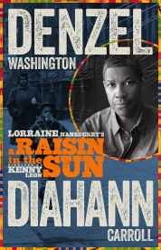 A Raisin in the Sun with Denzel Washington on Broadway