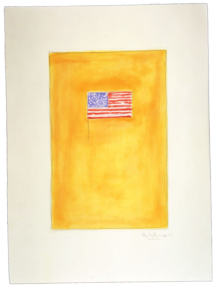 Katonah Museum Presents Jasper Johns and John Lund