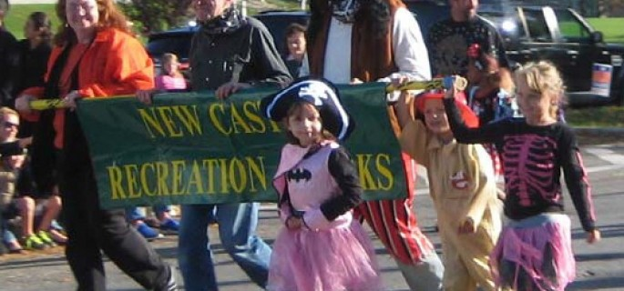 new castles halloween carnival ragamuffin parade - Where To Celebrate Halloween