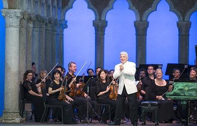 Symphonic Spectacular: Yefim Bronfman, Peter Oundjian, Orchestra of St. Lukeís at Caramoor