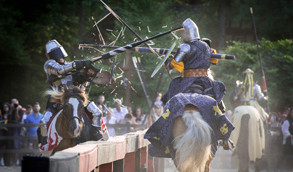 renaissance faire Tuxedo NY jousting What To Do With the Kids July & August 2017