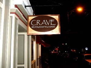 HVRW_CraveSignage440 Hudson Valley Restaurant Week Fall 2017