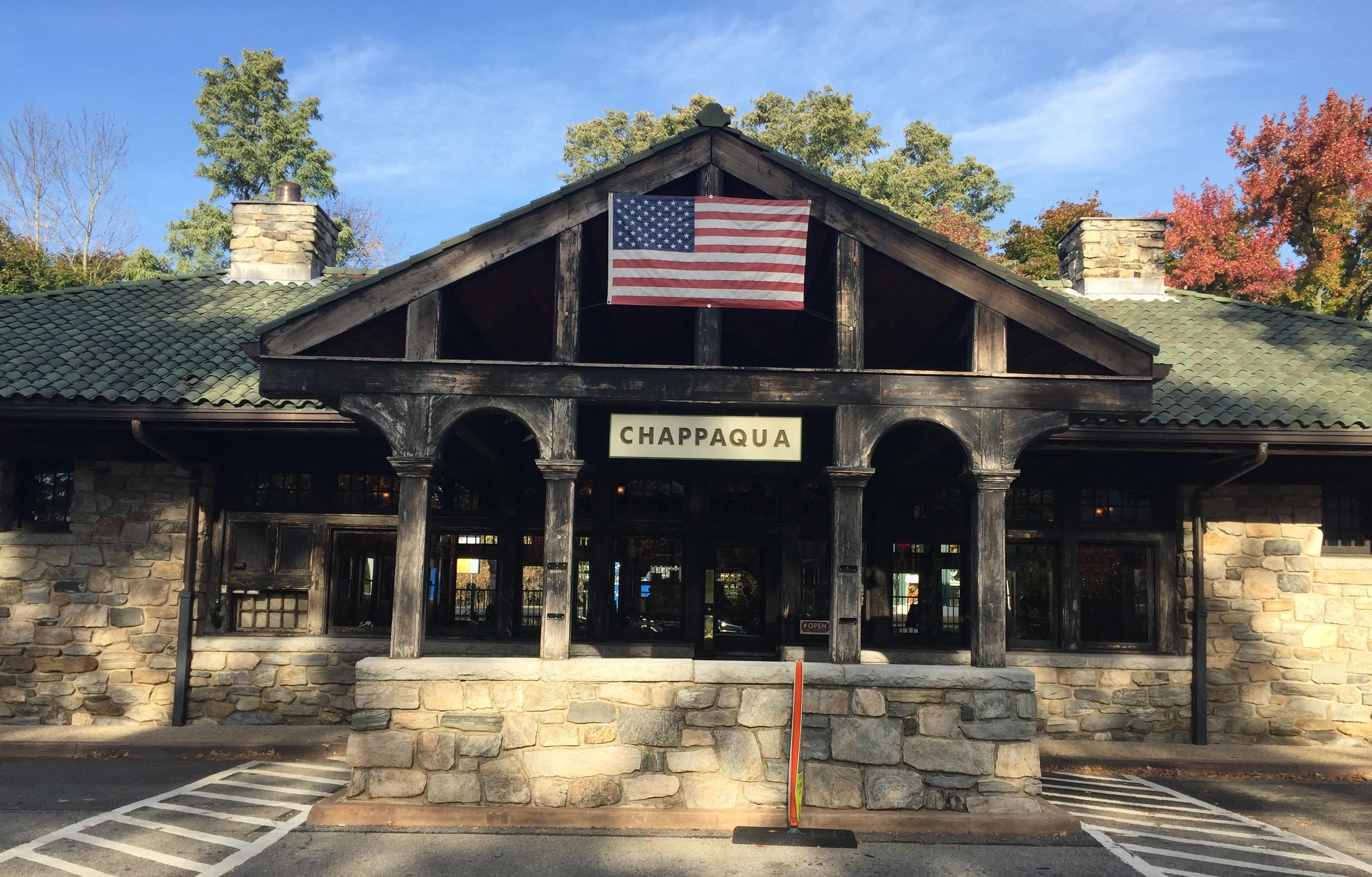Chappaqua Restaurant And Cafe Menu