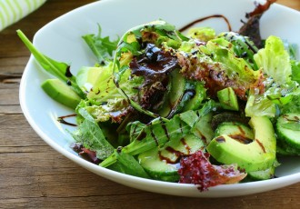 X4_salads Anytime Dining at Mt. Kisco's Exit 4 Food Hall