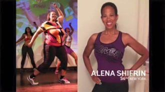 Mt. Kisco Mom Drop 15o0 in Zumba Class