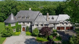 17 Cowdrey Park Drive, Armonk listed at $19,900,000