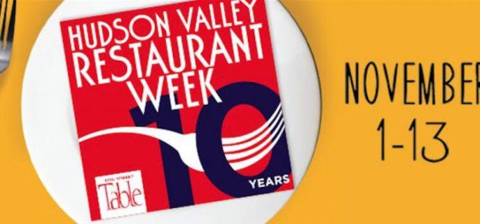 Hudson Valley Restaurant Week Menu