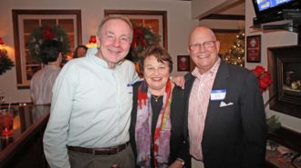 Armonk Chamber Honors Ed Woodyard 2017 Citizen of the Year