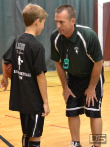 chris ward_with kid Your Kid's Basketball Future Starts Here!
