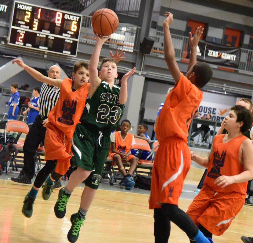 chrisward_12u Your Kid's Basketball Future Starts Here!