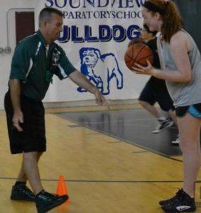 chrisward_clinicsgirls Your Kid's Basketball Future Starts Here!