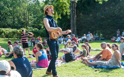 caramoor_friendsfield Bucket List: Caramoor Summer Festival