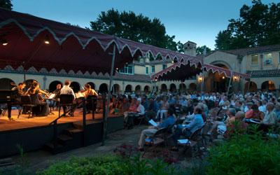 caramoor_spanishcourtyard_concert_2 Bucket List: Caramoor Summer Festival