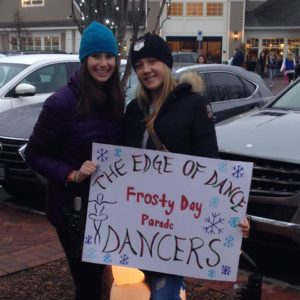 edgeofdance_frostyday The Edge of Dance: Cool Dance, Hot Yoga in Armonk
