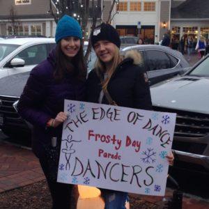 edgeofdance_frostyday The Edge of Dance: Cool Dance, Hot Yoga in Armonk