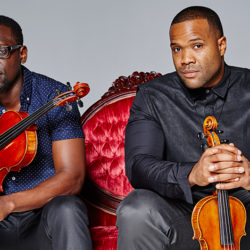 PAC_BlackViolin Performing Arts Center 2017-18 Season