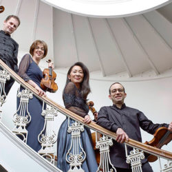 PAC_BrentanoQuartet Performing Arts Center 2017-18 Season