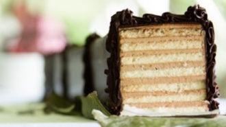 Make Kramer Seven Layer Cake