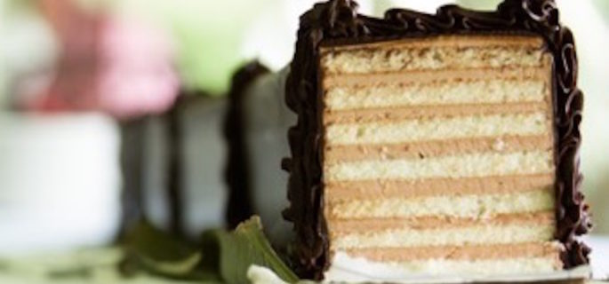 Make Kramer Seven Layer Cake