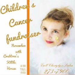 Cherylyn salon cancer fundraiser