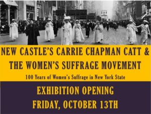 Evvents_NCHS_Womens-Suffrage-Exhibition-Poster-768x593  Chappaqua is rocking in October!