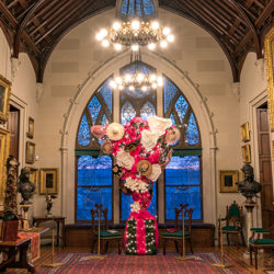 A Very Duchess Holiday at Lyndhurst Mansion