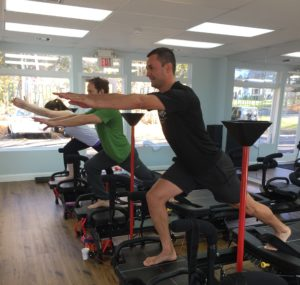 This winter, cross train with Core Lab Armonk