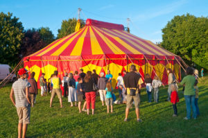 Circus Coming to Harvey This Summer