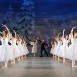 Nutcracker, Christmas Carol, Messiah, Brandenburgs