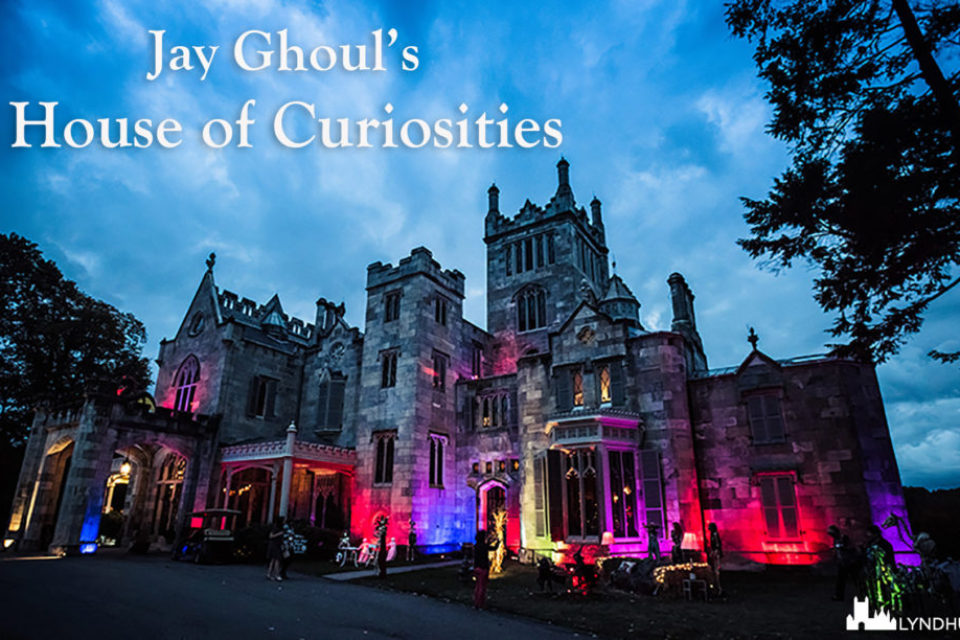 Jay Ghoul S House Of Curiosities Lyndhurst Mansion What To Do
